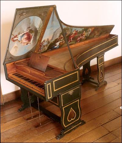 The Iberian Harpsichord - cembalo worldwide