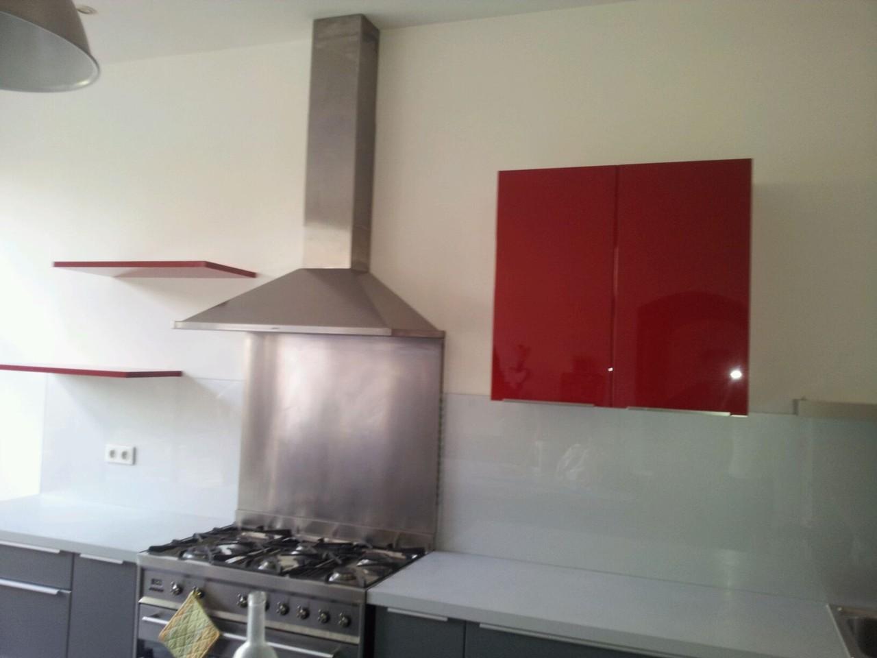 cuisine complétée et terminée cuisine design