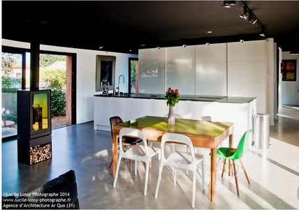 réalisation par cuisine intérieur design Pibrac