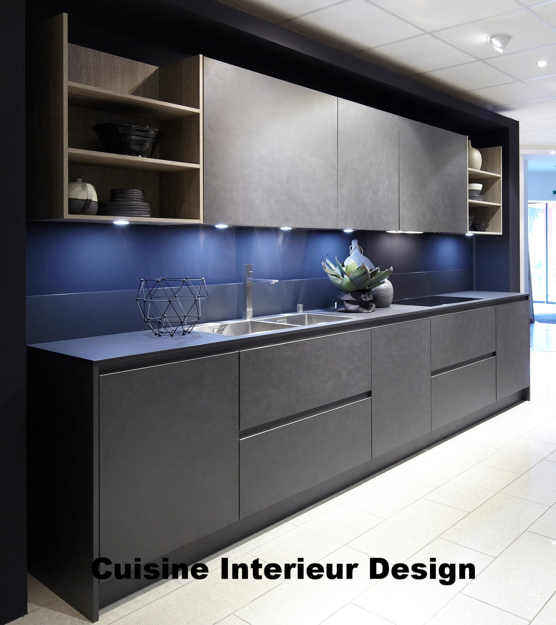 cuisine design haut de gamme meubles allemand et fran ais. Black Bedroom Furniture Sets. Home Design Ideas