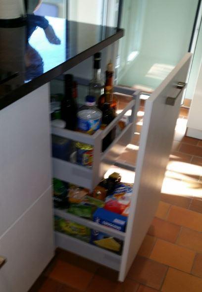 aménagement de tiroirs