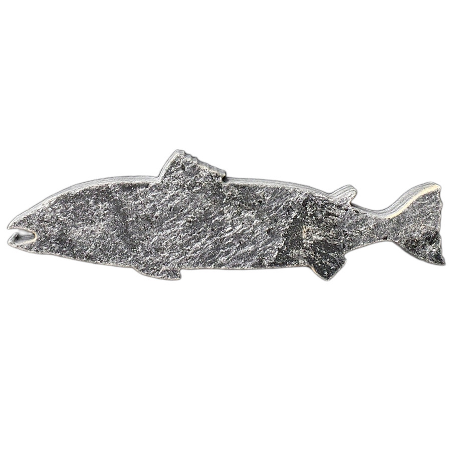 Small silver salmon tile lines for Small silver fish