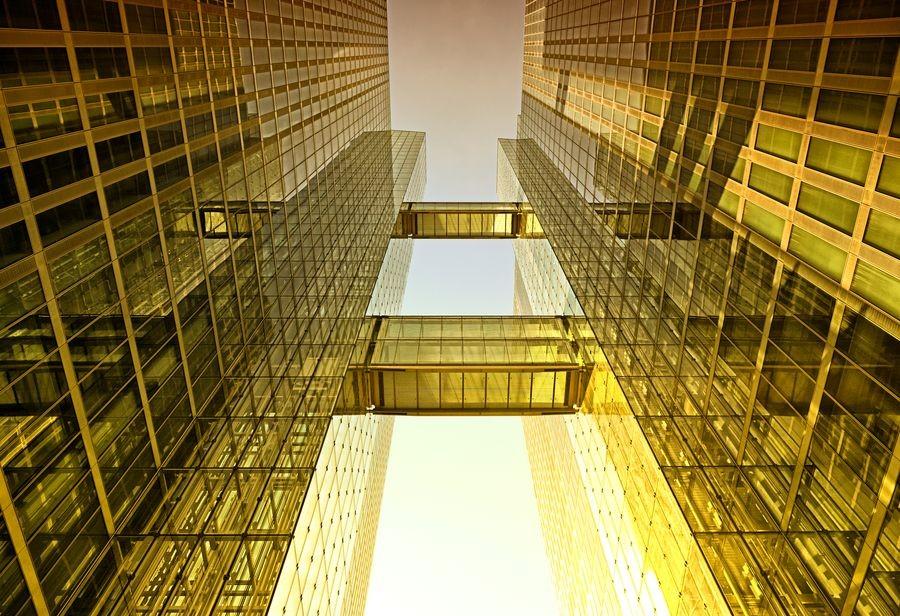 Büro-Gebäude-München