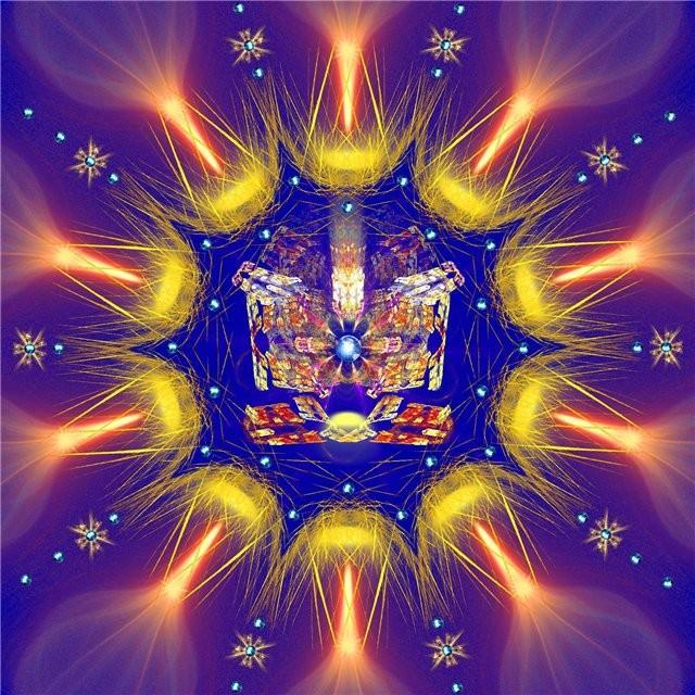 Лучезарная Мандала Света. Шамбала