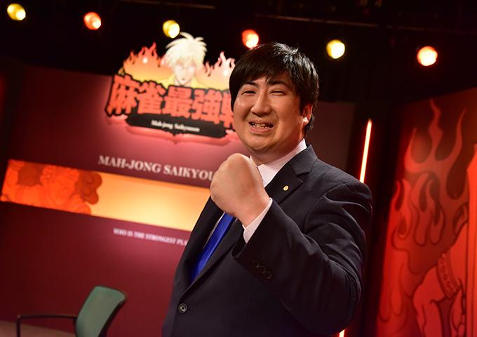 著名人戦を制し12月14日のファイナルでは麻雀プロと激突する鈴木大介。