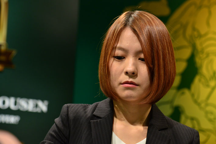まさかの予選敗退した前年度チャンピオン二階堂亜樹