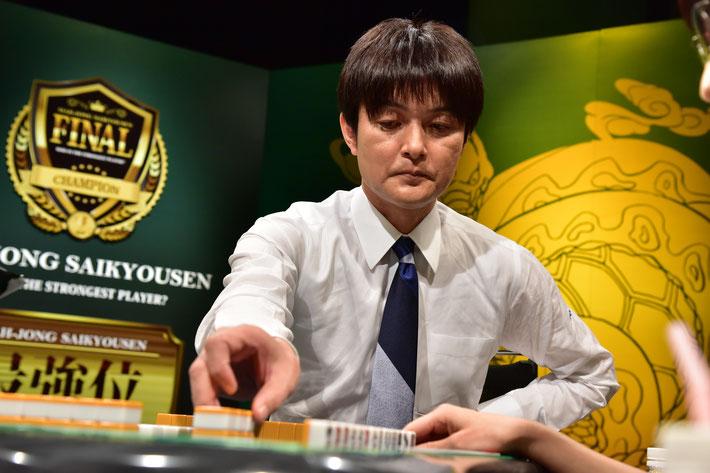 ファイナル6度目の出場もまたも予選敗退した瀬戸熊直樹。