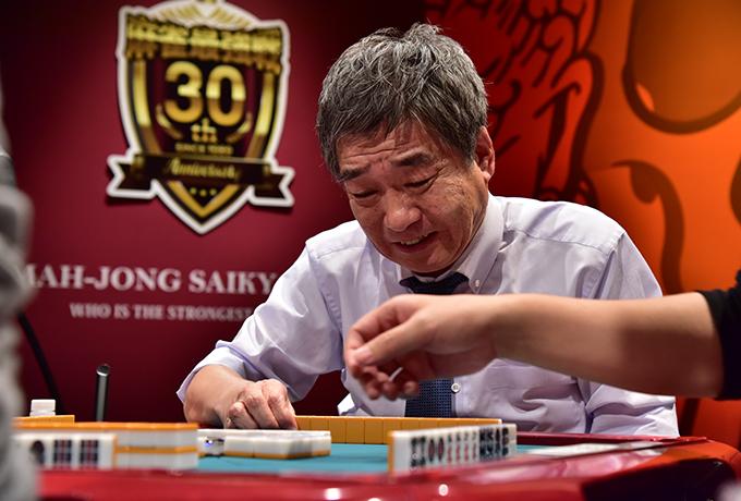 金子正輝優勝!神様、ぼくは麻雀が楽しいです。