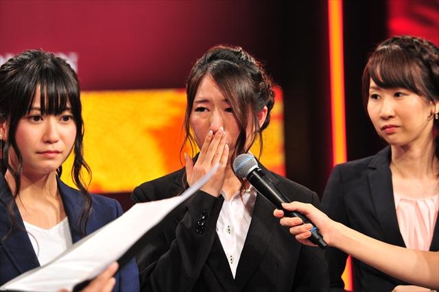 優勝目前でまくられ悔し涙の高橋侑希