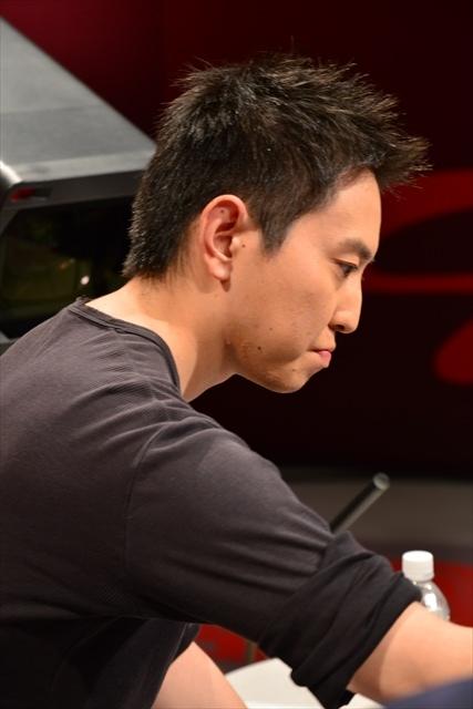 C卓を逆転で勝ち上がった九州最強位・中村大樹さん