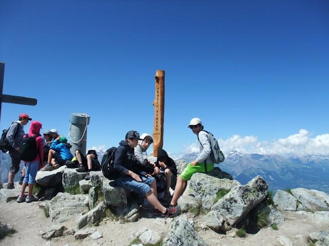 Un petit sommet au dessus de Haute Nendaz