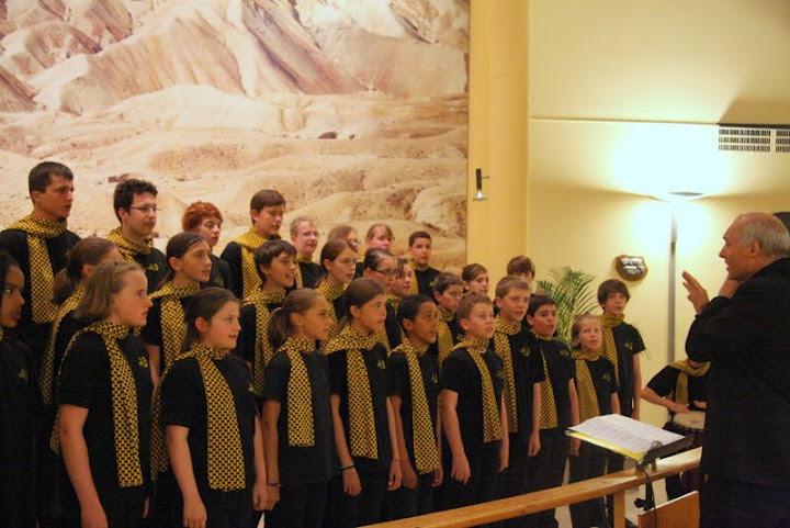 Dernier concert en Suisse, à Villars sur Ollon