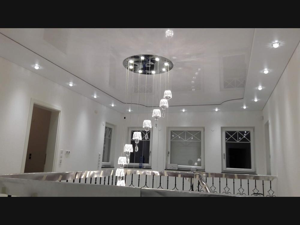 weberspanndecken sofimarsel spanndecken installation. Black Bedroom Furniture Sets. Home Design Ideas