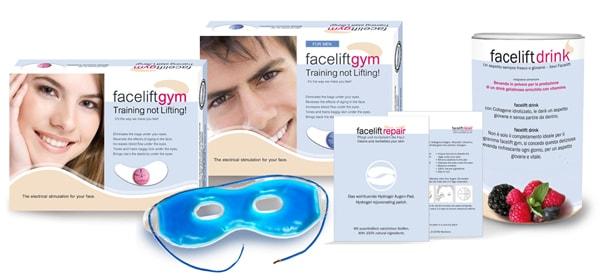 Facelift Gym Angebot gegen Tränensäcke