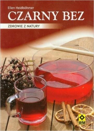 Heilpflanze Holunder polnische Taschenbuchausgabe 2010