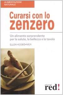Gesund mit Ingwer italienische Softcoverausgabe 2008