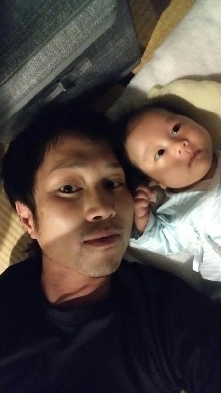 赤ちゃんと不用品のエイトの社長の写真