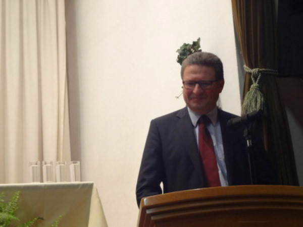 Hermann Dikowitsch (Leiter der NÖ Kulturabteilung)