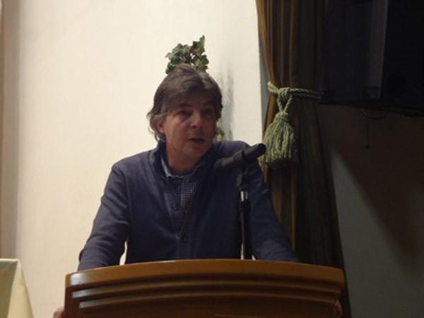 Stefan Gmünder (Der Standard, Juror und Laudator)