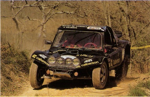Philippe COSSON - ARZACQ 1990