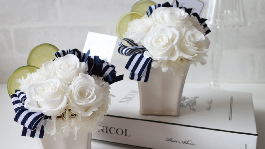 JourFin Preserved Flowers Lesson