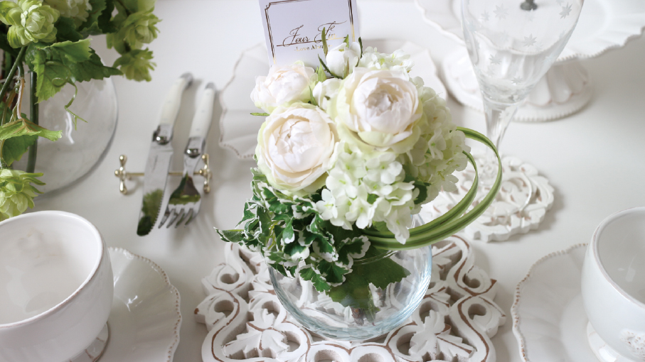 JourFin Artifical Flowers Lesson