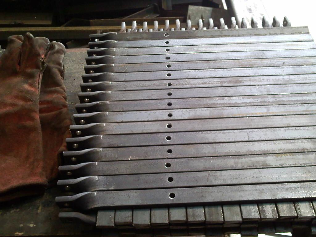 Elemento para  estructura cableado1