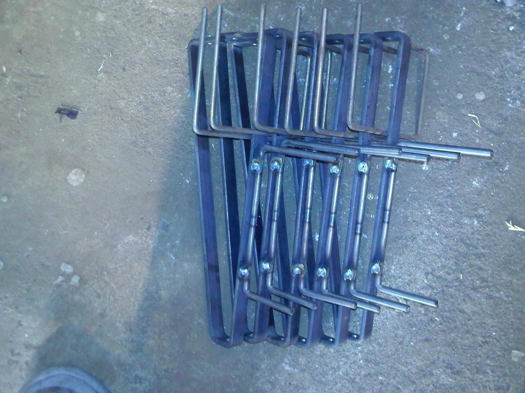 Elemento para  estructura cableado