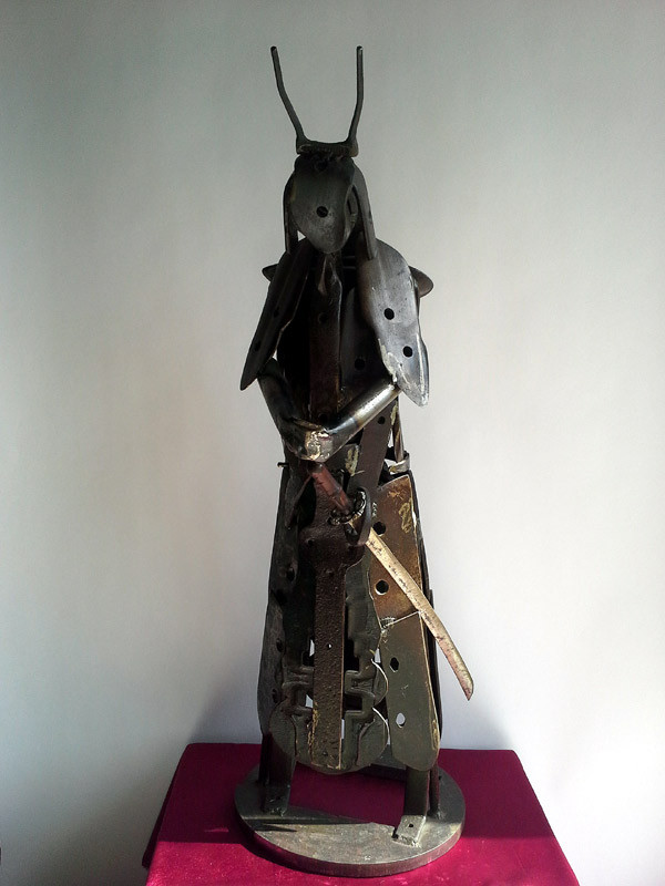 Garde Samouraï 100 cm - 42 kg