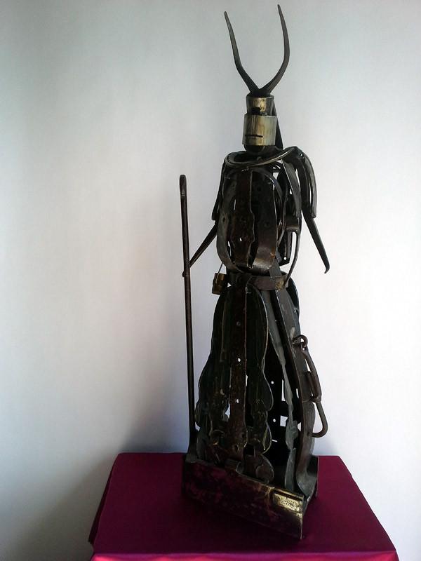 Garde Samouraï 100 cm - 23 kg