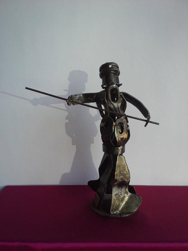 Maître Ueshiba 45 cm - 4 kg
