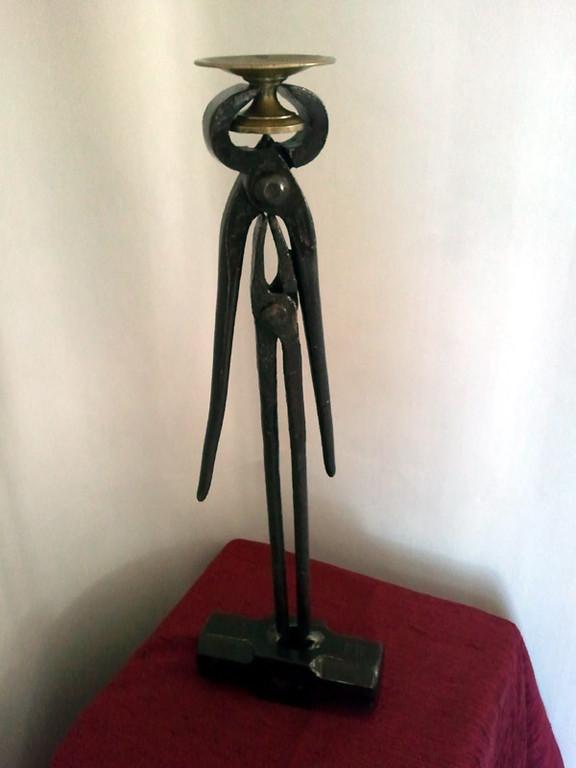 Femme plateau  54 cm - 5kg