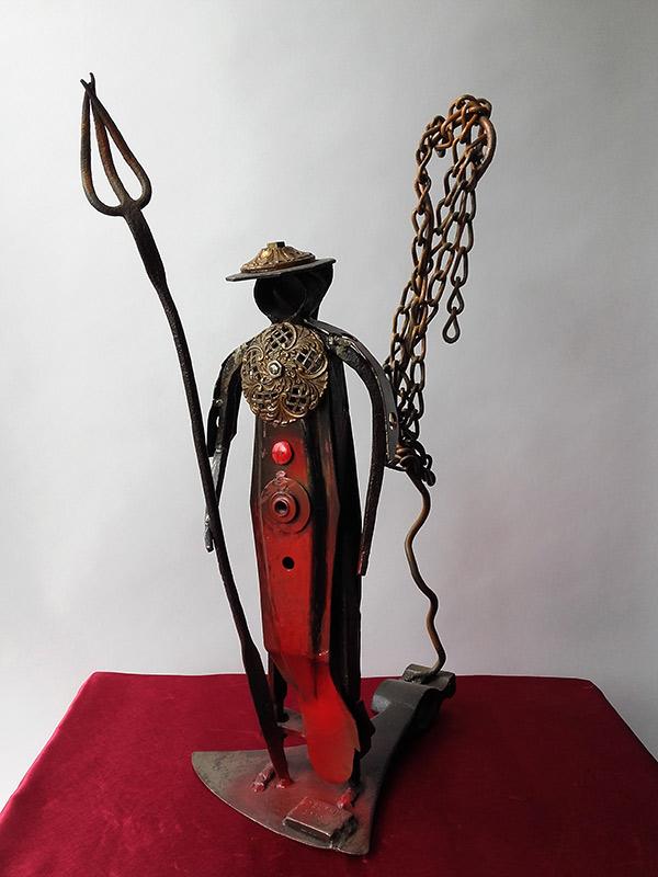 Yang au Trident 63 cm - 6 kg