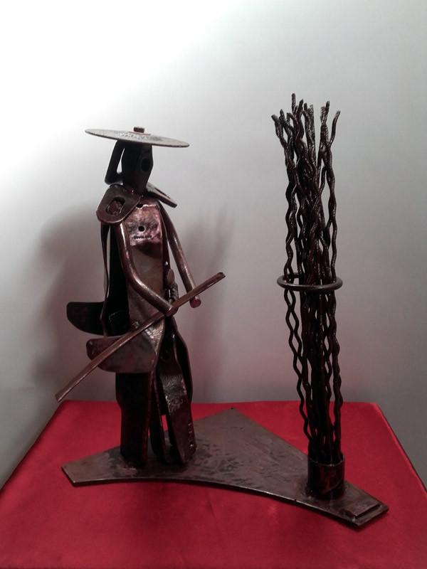 Ronin au Bambou 52 cm - 9 kg