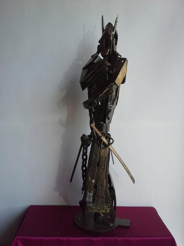 Garde Samouraï 109 cm - 38 kg