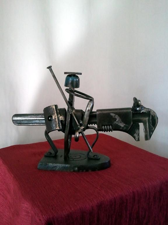 Messager  20 cm - 3 kg