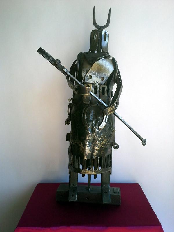 Garde Samouraï 92 cm - 28 kg