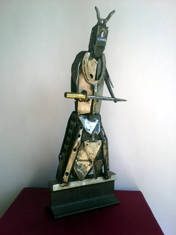 Samouraï 75 cm - 20 kg