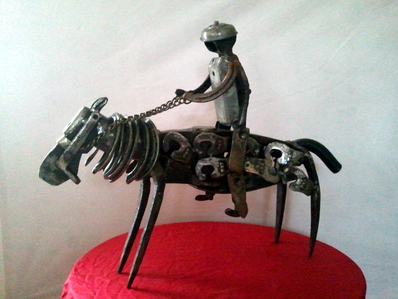 Equitation 50 cm - 17 kg