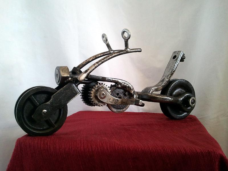 Harley  17 cm - 4 kg