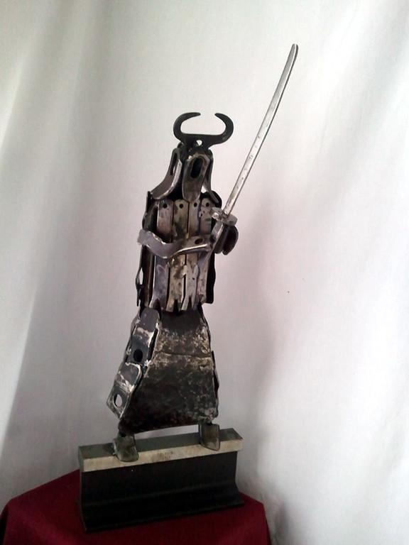 Samouraï 80 cm - 17 kg