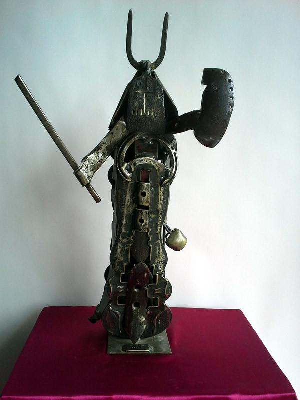 Samouraï Bouclier 75 cm - 15 kg