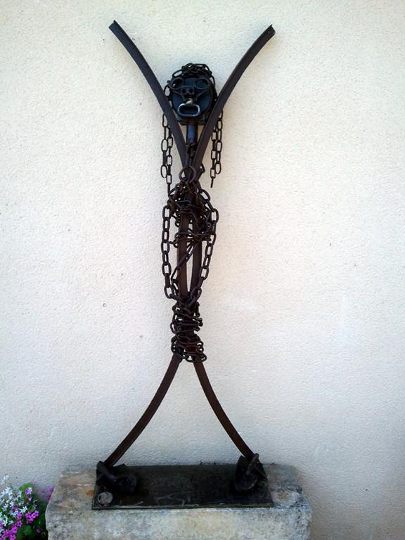 Africaine en détresse 155 cm -30 kg