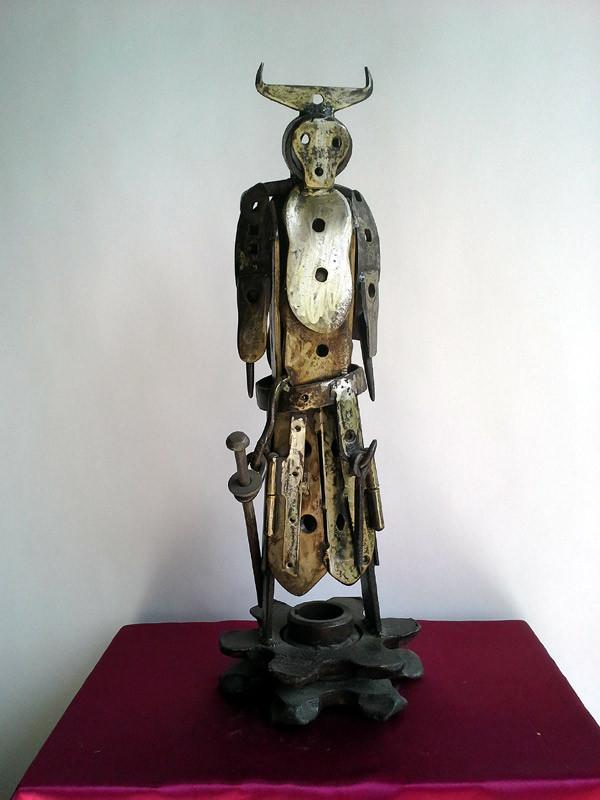 Samouraï 70 cm -22 kg