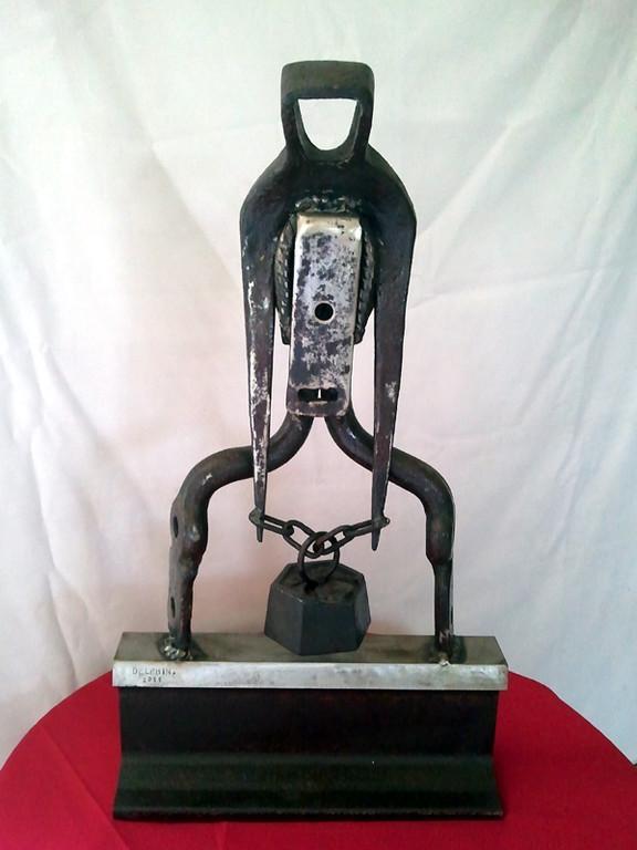 Le Poids de la Vie 52 cm - 15 kg