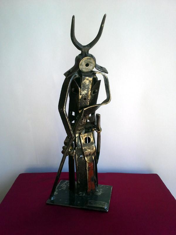 Samouraï Blessé 59 cm -7 kg