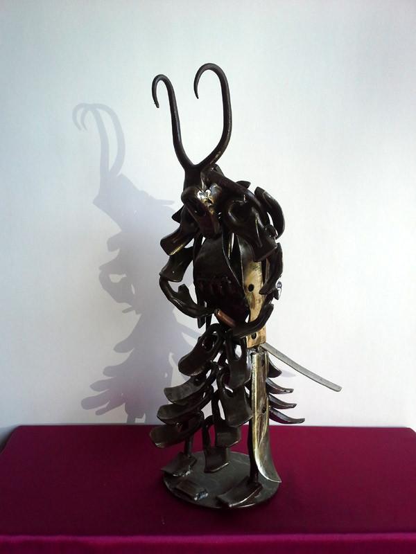 Samouraï Fourmi 60 cm - 11 kg