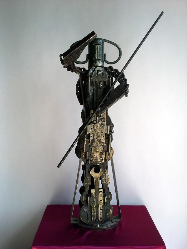 Garde Samouraï 107 cm - 24 kg