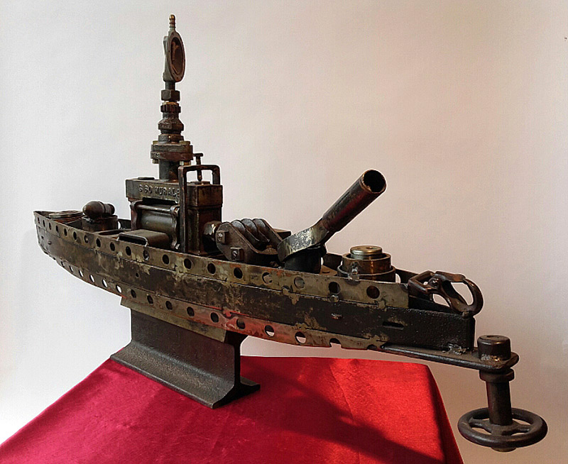 Destroyer 60 cm - 34 kg