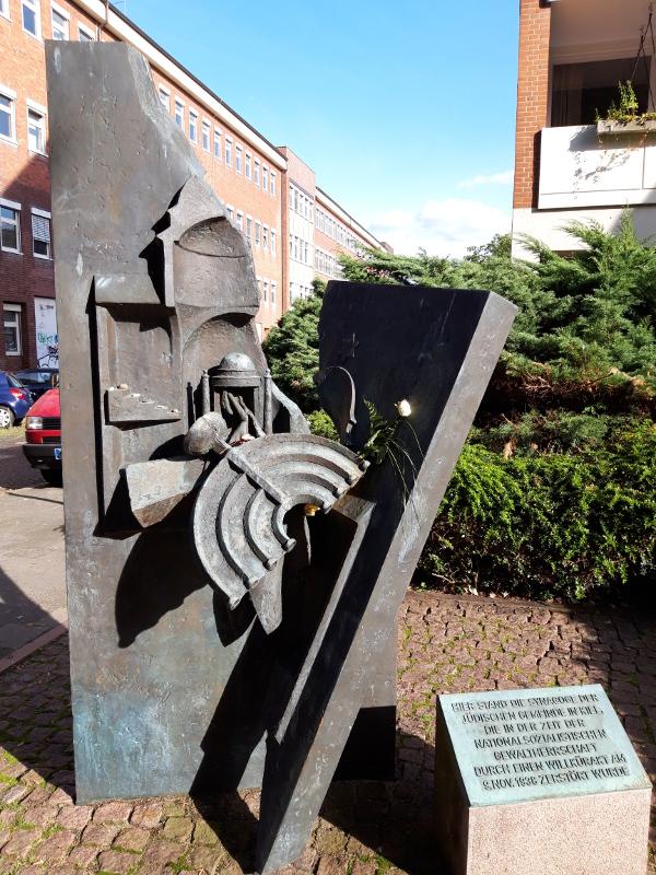 Gedenkstätte Synagoge der Jüdischen Gemeinde Kiel